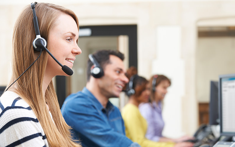 patient phone support team